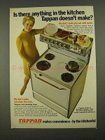 1968 Tappan Gallery Electric Range Ad - In the Kitchen