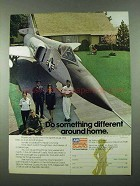 1975 U.S. Air National Guard Ad - Something Different