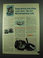 1975 Garcia Mitchell 300 Fishing Reel Ad