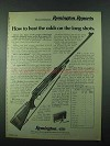 1975 Remington 700 BDL Custom Deluxe Rifle Ad - Odds