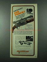 1975 Redfield Low Profile Scope Ad - Sleek, Low-Slung