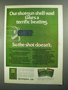 1973 Remington Express and ShurShot Shotgun Shells Ad