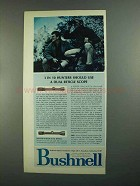 1973 Bushnell Banner and ScopeChief Scopes Ad