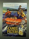 1987 Camel Filters Cigarettes Advertisement - Share Adventure