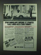 1988 Black & Decker Home Protector Wireless Security Ad