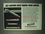 1988 Kerker Exhaust System Ad - Great Ending