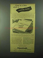 1943 Pennsylvania Department of Commerce Ad - Taxes