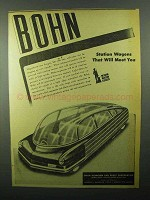 1943 Bohn Aluminum and Brass Ad - Station Wagons