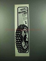 1989 Trelleborg Tires Ad - Winter Traction