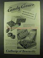 1939 Cadburys of Bournville Chocolate Ad