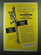 1950 Diamond Power Specialty Corp. Ad - No Mistake