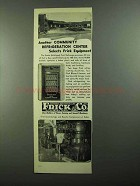 1950 Frick Refrigeration Ad - Community Refrigeration