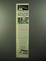1950 Dow Corning Silicone Insulation Ad - Motor Failure