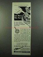 1937 Ridgid Pipe Tools No. 65R Die Stock Ad - Move Post