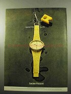 1969 Lucien Picard Watch Ad - Imported Swiss