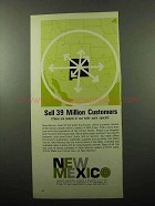 1969 New Mexico Industrial Division Ad - Customers