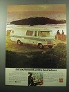 1969 Dodge Model 270 Motor Home Ad - Just You