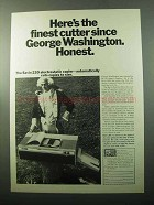 1969 Savin 220 Electrostatic Copier Ad - Washington