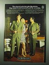 1969 Sears Quadrobe Suit Ad, Suit Yourself and Occasion