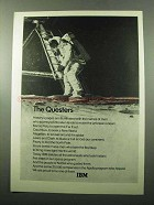 1969 IBM Computers Ad - The Questers