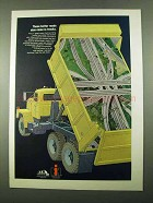 1969 International Harvester Trucks Ad - Better Roads