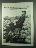 1969 Irish Mist Liqueur Ad - Something In It Irish