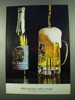1969 Lowenbrau Beer Ad - Which Tastes Better