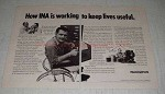 1969 INA Insurance Company of North America Ad - Useful