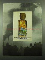1976 English Leather Timberline Cologne Ad