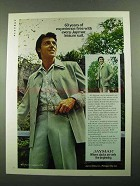 1976 Jaymar Leisure Suit Ad - Years of Experience