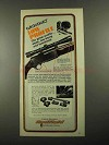 1976 Redfield Low Profile Widefield Scopes Ad