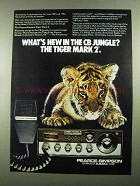 1976 Pearce-Simpson Tiger Mark 2 CB Radio Ad - Jungle