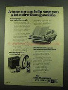 1976 AC Parts Ad - Save More Than Gasoline