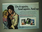 1976 Old Spice Pocket Cologne Flasks Ad - Do It Again