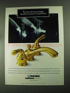 1994 Moen Faucets Ad - Have 30-year Mortgage