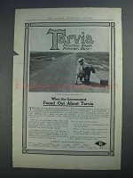 1912 Barrett Tarvia Ad - What Government Found Out
