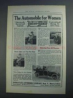 1912 Inter-State Automobile Ad - For Women