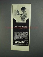 1968 Playskool No. 119 Counting Frame Ad