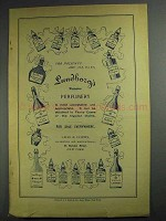 1892 Lundborg's Perfume Ad - For Holidays and All Days