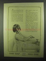 1921 Ivory Soap ad - Seventy Million Hands
