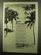 1970 Florida Dept. of Commerce Ad - Executive Suite