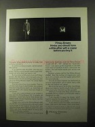 1970 Pitney-Bowes 250, 250AF and 250MC Copier Ad