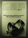 1970 American Can Company Ad - National Resources