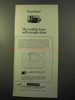 1970 Shure V-15 Type II Trackability Phono Cartridge Ad - Excelsior