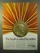 1970 The Southern Company Ad - for Action