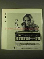 1970 Kenwood KR-5150 FM/AM Stereo Receiver Ad