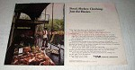 1970 CNA Financial Corporation Ad - Food Shelter