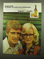 1971 Seagram's V.O. Canadian Whisky Ad - For People