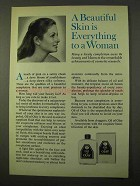 1971 Oil of Olay Ad - Beautiful Skin Is Everything