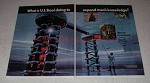 1971 USS U.S. Steel Ad - Expand Man's Knowledge
